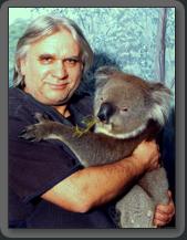 Koala z Andrzejem :)